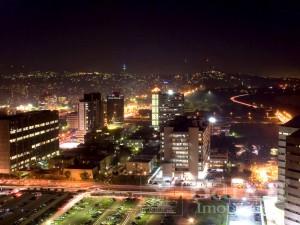 Porto Alegre de noite